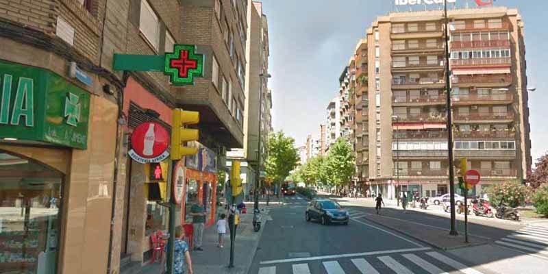 Barrio Delicias de Zaragoza