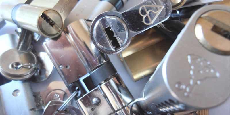 Bombines y cilindros de seguridad