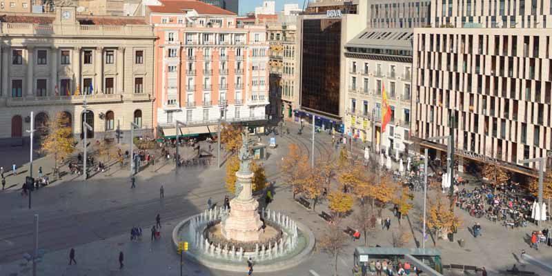 Centro de Zaragoza, Aragón